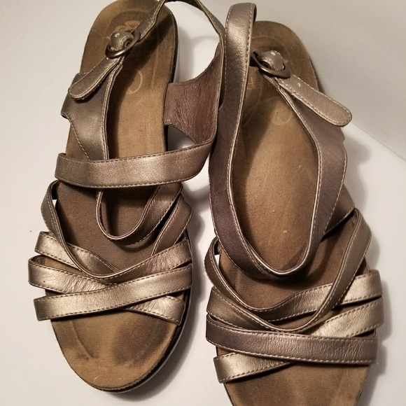 get online later the cheapest Dansko Shoes | Strappy Wedge Birkenstock Style Sandals 9 | Poshmark